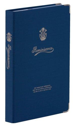セキセイ SEKISEI アルバム ポケット ハーパーハウス レミニッセンス カケルアルバム Lサイズ 246枚収容 L 201~300枚 布 ブルー XP-246M