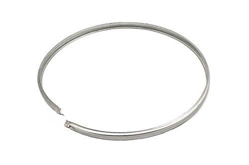 Haier Machine à laver tambour numéro de pièce 0020100245 Véritable bande de serrage.