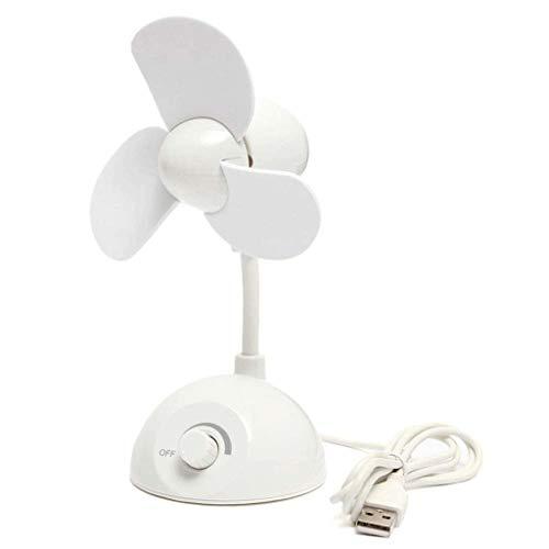 SBSNH Mini USB Ventilador de enfriamiento Portátil Pequeño ventilador de enfriamiento Ventilador personal de escritorio Ajuste de velocidad Velocidad Escritorio Mini refrigerador de enfriamiento Venti