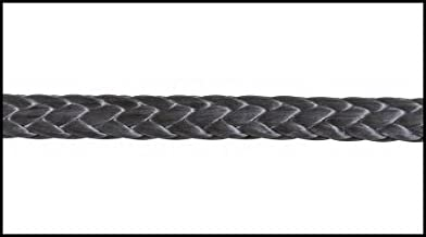 Samson Rope 5/16 Amsteel-Blue (25 Feet)