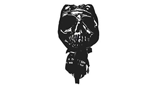 Bandana Cap Skull, Kopftuch mit Totenkopf, Bandana Headscarf with Skulls,Pañuelo pañuelo Con Calaveras,Foulard Bandana Avec des crânes