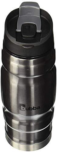 Bubba BU0749 Botella Termo Hero 16 Classic Doble Pared, Adultos Unisex, Gunmetal, 470 ml