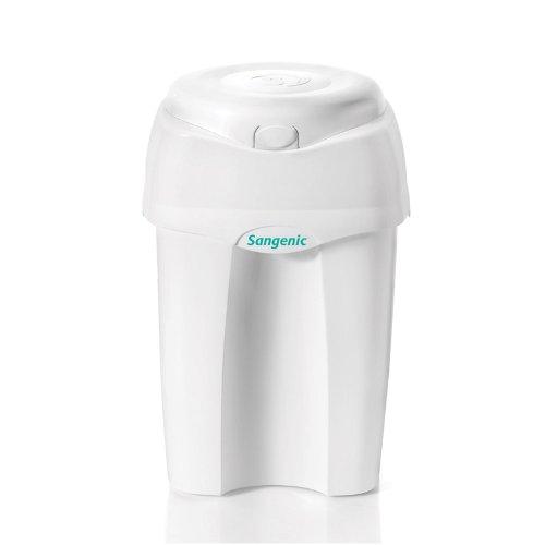 Contenedor de pañales máxima higiene de Sangenic