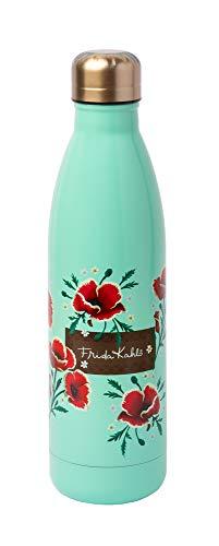 ERIK - Botella de agua metálica Frida Kahlo, 500 ml