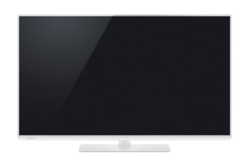 "Televisor Panasonic TX-L42E6EW - Televisor LED de 42"" (Full HD, 100 MHz), color blanco"