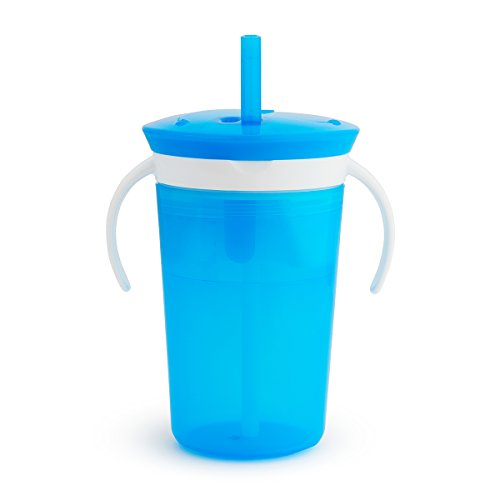 Sippy Snack Vaso, azul, 266ml