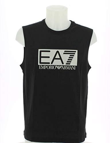 EA7 Emporio Armani Uomo T Shirt Senza Maniche Taglia XL