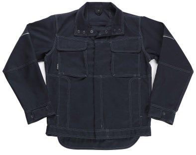 Mascot 10109-154-010-3XL Jacket Arbeitsjacke Tulsa, schwarz-blau, 3XL
