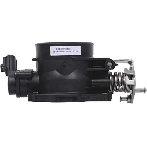 Cardone 67-6005 Remanufactured Fuel Injection Throttle Body, TBI/ETB