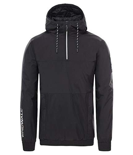 The North Face M Windwall Anorak - Black