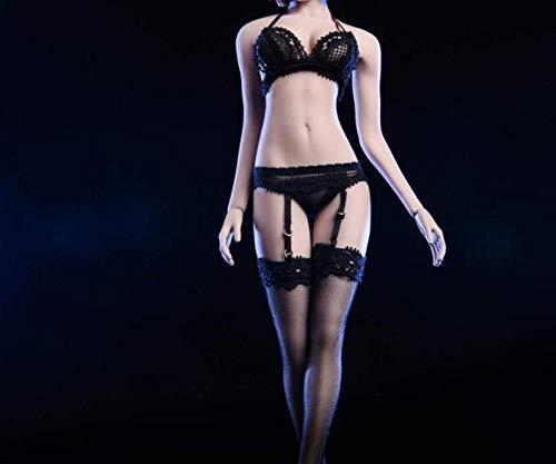 Kleding Model 1/6 Kant Camisole Panty Pop Vrouwelijke Soldaat Actie Kleding Model Accessoires voor 12 Inch Actie Figuur Body Accessoires