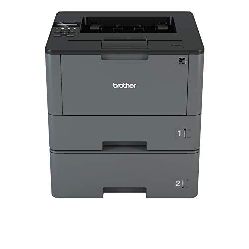 Brother HL-L5100DNT A4 monochrom Laserdrucker (Drucken, 1.200 x 1.200 dpi, USB, Print AirBag für 200.000 Seiten, 40 Seiten/Min.)