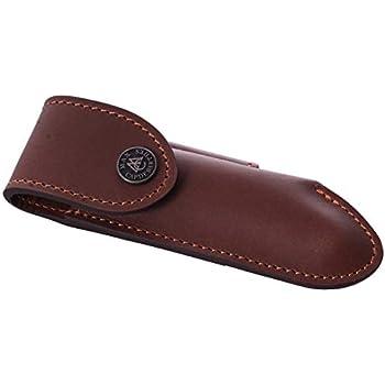 Choco Max Capdebarthes Taschenmesser-Etui Laguiole Tradition 12 cm braun