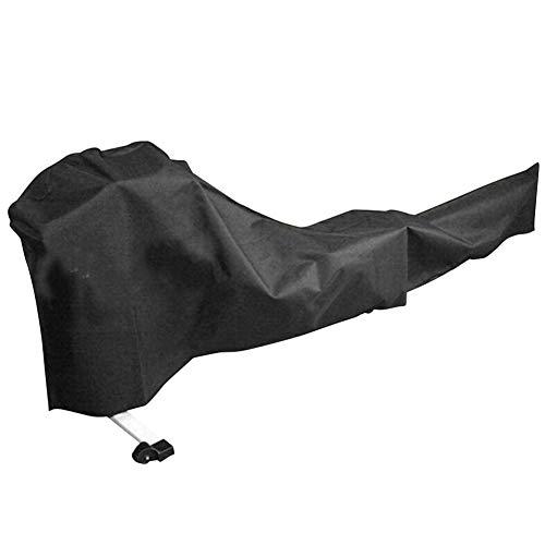 ZSooner Cubierta para máquina de remo, duradera, resistente a los arañazos, impermeable, a prueba de polvo, protección UV, cubierta para máquina de remo