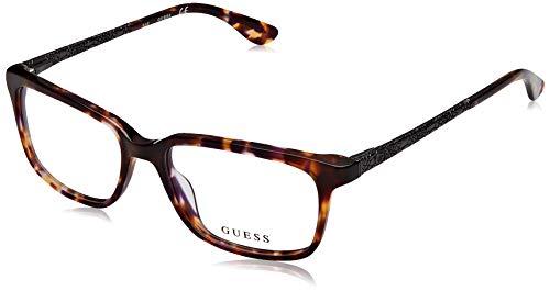 Eyeglasses Guess GU 2612 055 Coloured Havana, 53/16/135