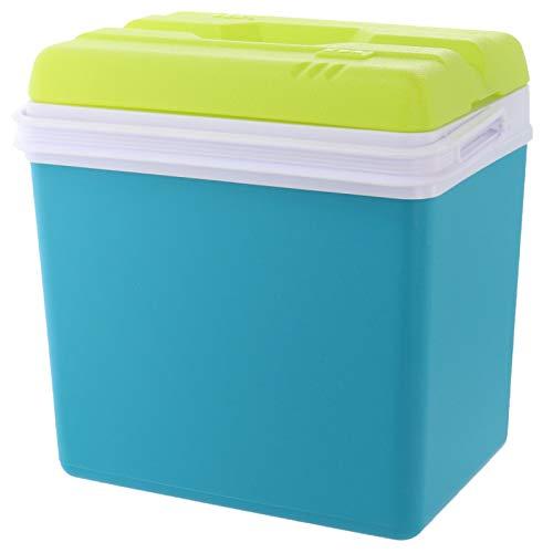 Smartweb Kühlbox 24 Liter Thermobox Kühltasche Isolierbox Warmhaltebox Camping Gefrierbox