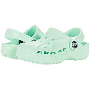 Crocs Boy's Baya Clog Comfortable Slip On Water Shoe for Toddlers, Girls