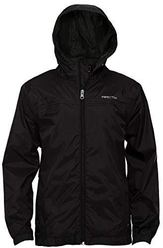 Arctix Kids Stream Rain Jacket, Bla…