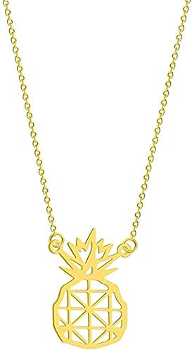 ZGYFJCH Co.,ltd Collar para Mujer Joyería de Acero Inoxidable Sunrise Globe World Map Charm Best Friends Collares Regalo