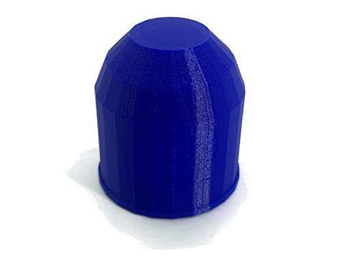 eXODA Anhängerkupplung Abdeckung Kappe für Kugelkopf AHK biologisch abbaubar… (Blau)
