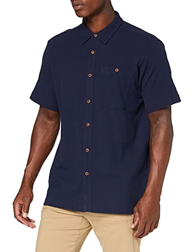 Patagonia, A/C Chemise Homme, Bleu (Classic Navy), S