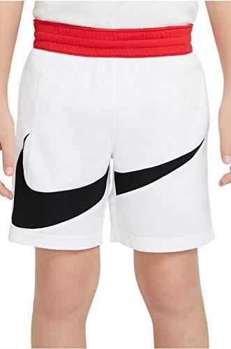 Nike Shorts Niño Blanco DA0161 100 blanco XL