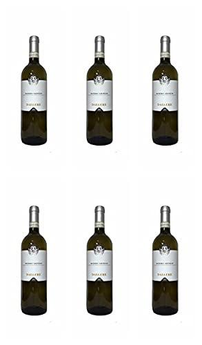 Vino Bianco Roero Arneis docg - Confini del Gusto (6 bottiglie)