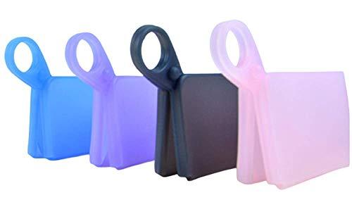 Schlüsselanhänger für Schutzmasken (Black)