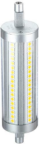 Philips 71400300 CorePro - Bombilla LED lineal (D, 14-120 W, R7S 118 830, 14 W), color blanco