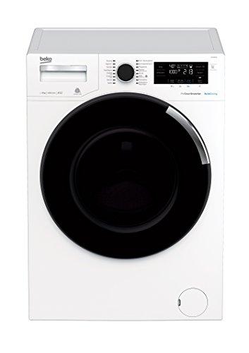 Beko WTV8744D Waschmaschine / A+++ / 1400 UpM / 8 kg / Weiß / Dosierungsautomatik AutoDosing / Pet Hair Removal Funktion / Mengenautomatik