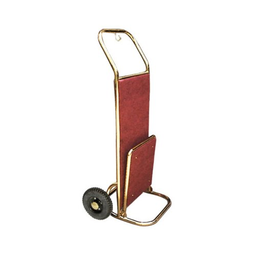 Carrello portavaligie albergo valigie bagagli cm 56x70x120 RS0485
