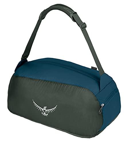 Osprey Unisex– Erwachsene UL Stuff Duffel Travel Pack, Venturi Blue, O/S