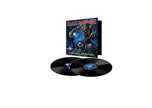 The Final Frontier (2015 Remaster) [Vinilo]