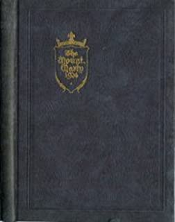 (Custom Reprint) Yearbook: 1924 Rosedale High School - Mounty Marty Yearbook (Kansas City, KS)