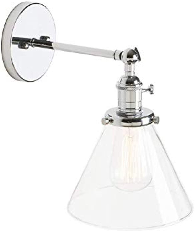 Chandelierindustrial Vintage Moderne Wandleuchte Loft Bar Kitchen Island Korridor Leuchten Wandleuchte Wandleuchte Lampe