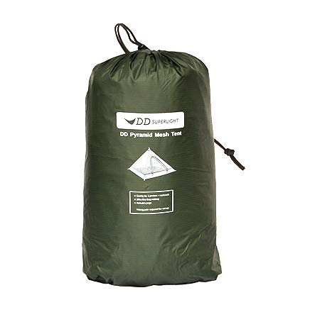 DD SuperLight Pyramid Mesh Tent スーパーライト ピラミッド メッシュ テント 超軽量 簡単にパッキングで...