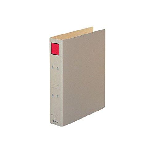 (まとめ) キングジム 保存ファイル A4タテ 500枚収容 背幅65mm ピクト赤 4375 1冊 【×15セット】 ds-1581702