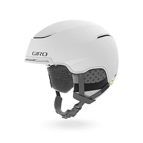 Giro Terra MIPS skihelm/sneeuw, dames, mat, wit, 52-55,5 cm