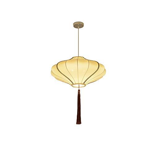 LSSB Araña Retro Creativo del Estilo Chino araña de Tela de la lámpara del Hotel Vestíbulo del Hotel Tea House Ingeniería de la lámpara decoración de la lámpara por casa, Chalet, Bar, Restaurantes