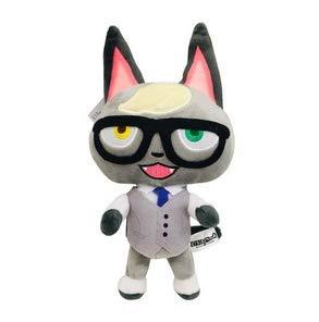 Timiya 2020 New Animal Crossing Plush Doll Toy Animal Forest Friends Jack Raymond 8 inches