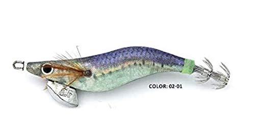 Sugoi Totanara Natsu Misura 3.0 Colore 02-01 per la Pesca delle seppie