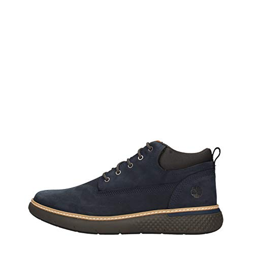 Timberland Cross Mark PT Chukka Boots in grote maten blauw TB0A222F0191 grote herenschoenen