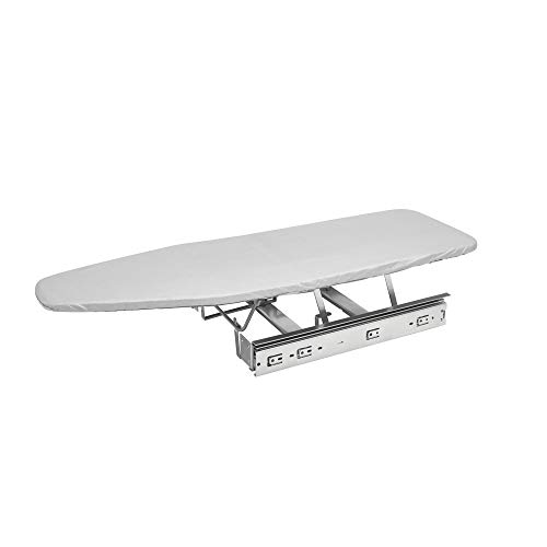- Rev-A-Shelf VIB-20CR Vanity Fold-Out Ironing Boards - Wire-Chrome