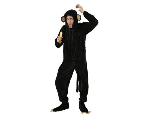 atosa Costume di Carnevale Scimmia Adulto