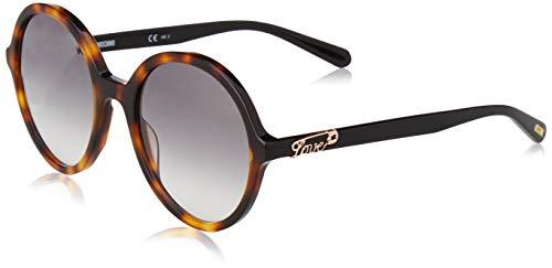 Love Moschino MOL004/S Gafas de sol, Marrón (Dk Havana), 54.0 para Mujer