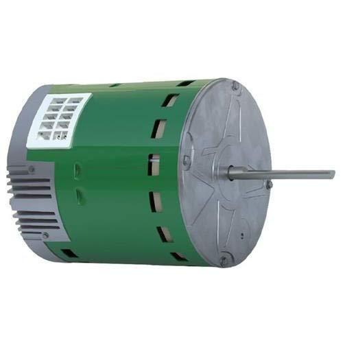 Carrier HD42AE232 - Genteq Evergreen 1/3 HP 230 Volt Replacement X-13 Furnace Blower Motor