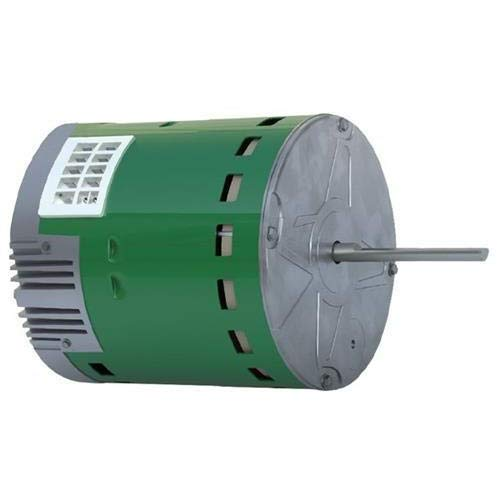 AireFlo - Genteq Evergreen 3/4 HP 230 Volt Replacement X-13 Furnace Blower Motor