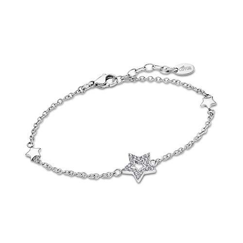 Pulsera Lotus Style para mujer LS2028-2/1 de acero inoxidable y plata, joya D1JLS2028-2-1