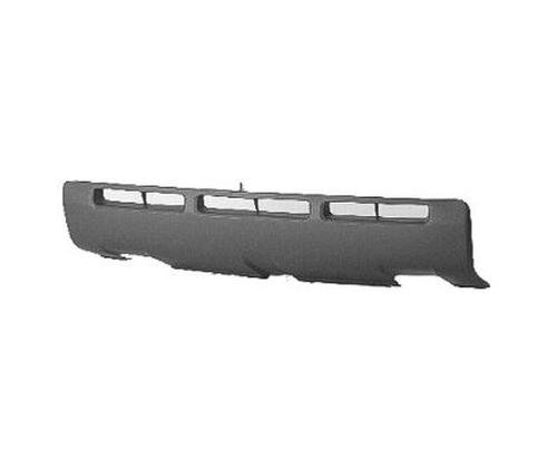 CPP Textured Gray Front Bumper Valance for 2007-2009 Toyota Tundra