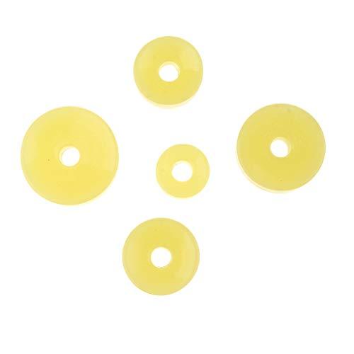 B Baosity 5 Stücke Gummikissen Reparaturwerkzeug 19 mm, 25 mm, 27 mm, 32 mm, 35 mm